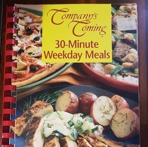 Companies Coming Cookbook